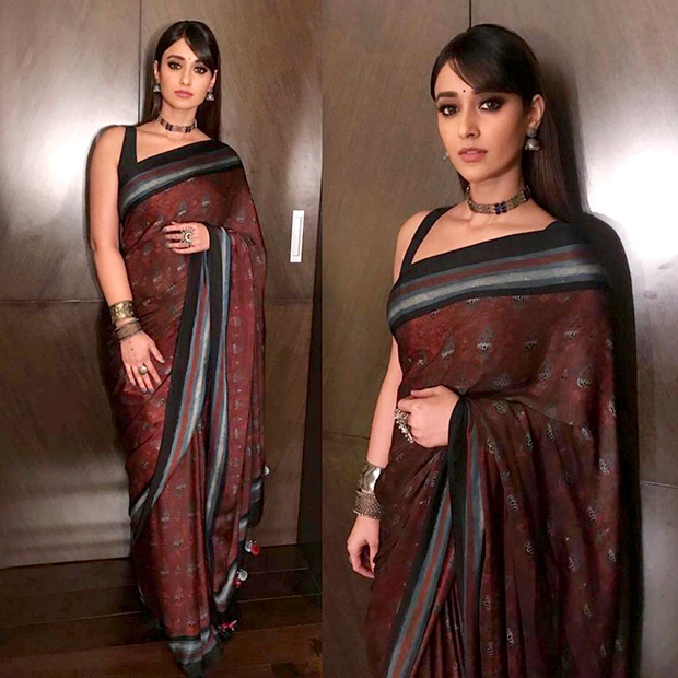 Iliana Packed in Anita Donger for Omar Akbar Anthony Launch of a trailer in Hyderabad (2)