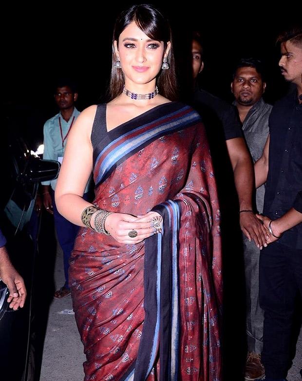 Iliana D. Cruise Banita Donger for Omar Akbar Anthony Launch of the Hyderabad trailer (6)