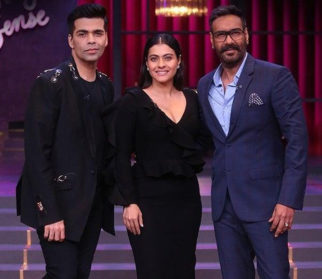 Koffee With Karan 6 Ajay Devgn calls it truce with Karan Johar and spills beans on his wife Kajol