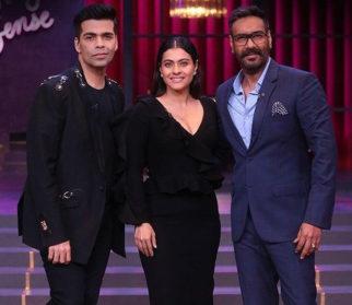 Koffee With Karan 6 Ajay Devgn calls it truce with Karan Johar and spills beans on his wife Kajol