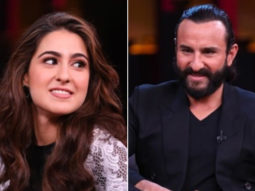 Koffee With Karan 6 Sara Ali Khan talks about her equation with Kareena Kapoor Khan after her marriage to dad Saif Ali Khan; Saif addresses Taimur Ali Khan's stardom