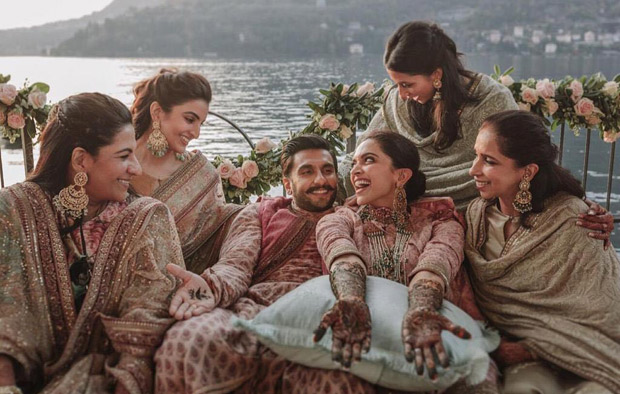 DeepVeer Post Dreamy New Pics Of Wedding