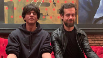 Shah Rukh Khan and Twitter CEO Jack Dorsey meet and they have set the internet on fire