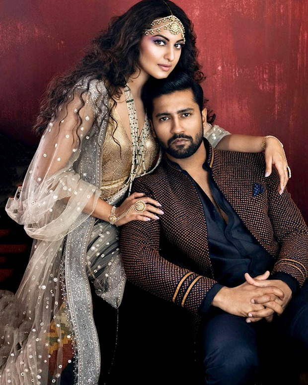 Sonakshi Sinha and Vicky Kaushal for Brides Today photoshoot (1)