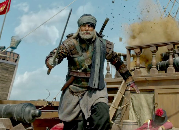 BO update: Thugs Of Hindostan opens at 70%