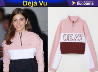 Anushka Sharma in Nush sweatshirt vs H&M (Featured)