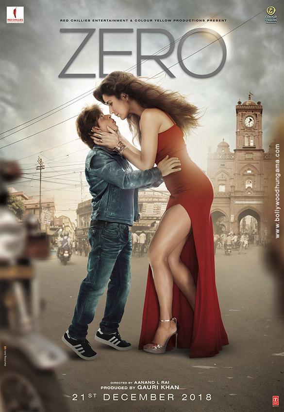 ZERO (2018) con SRK + Jukebox + Sub. Español + Online Zero-2