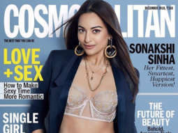 Sonakshi Sinha On The Cover Of Cosmopolitan, Dec 2018
