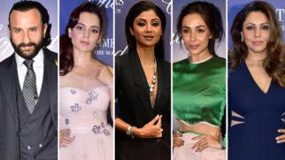 Jacqueline Fernandez, Kangana Ranaut, Saif Ali Khan & others at Chopard 25th Anniversary Celebration