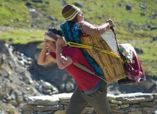 Kedarnath Day 1 overseas