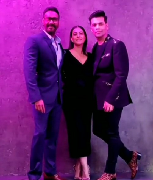 Koffee With Karan 6: Kajol is ultra STINGY reveal Karan Johar and Ajay Devgn