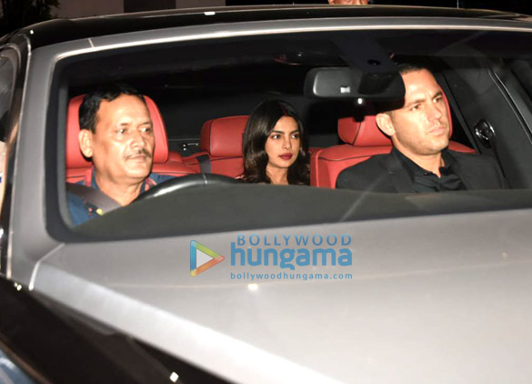 Priyanka Chopra and Nick Jonas snapped in Mumbai (3)