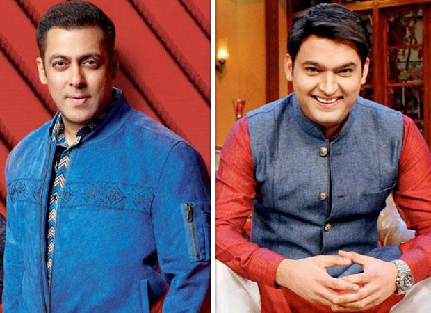 Salman Khan kicks off Kapil Sharma's comeback show with a BANG