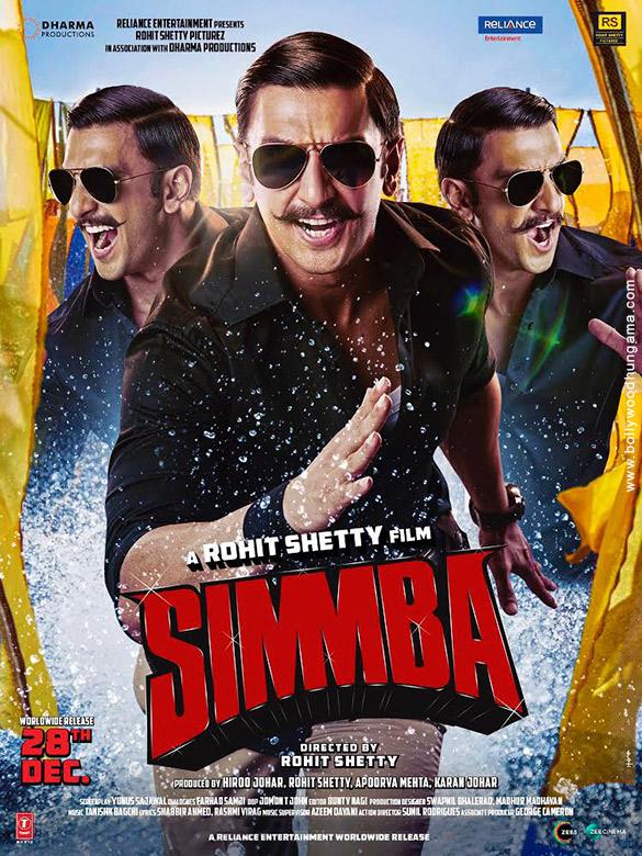 Simmba (2018) Full Movie [Hd] Download