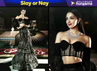 Slay or Nay - Kiara Advani in Manish Malhotra