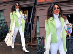 Slay or Nay - Priyanka Chopra in Saks Potts in NYC with Diana (Featured)