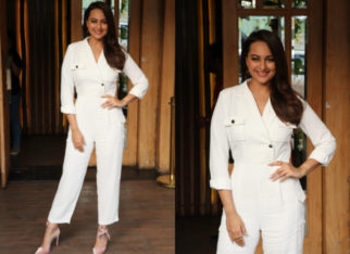 Slay or Nay - Sonakshi Sinha in Storets jumpsuit for an interview taping (Featured)