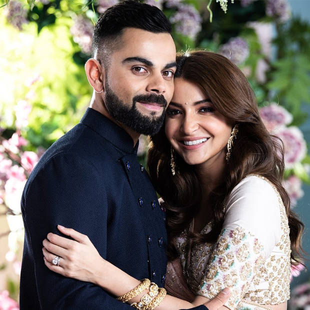 Can T Keep Calm As Virushka Renew Their Wedding Vows With