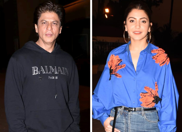 Shah Rukh Khan attends special screening of Zero