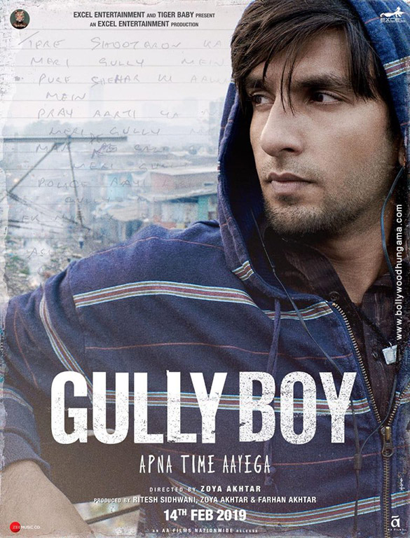 GULLY BOY (2019) con RANVEER SINGH + Jukebox + Esperando Sub. Gully-Boy-2