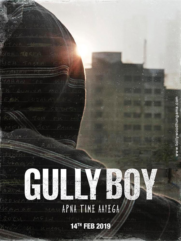 GULLY BOY (2019) con RANVEER SINGH + Jukebox + Esperando Sub. Gully-Boy